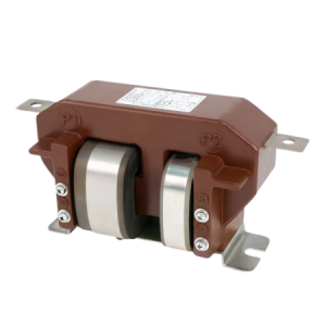 Two-Core Molded Current Transformers with Cut Cores, 3 kV